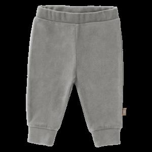 Fresk Trousers Velours No Feet Paloma Grey (1)