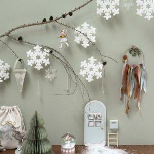 Fabelab Diy Christmas Wreath Weihnachtskranz